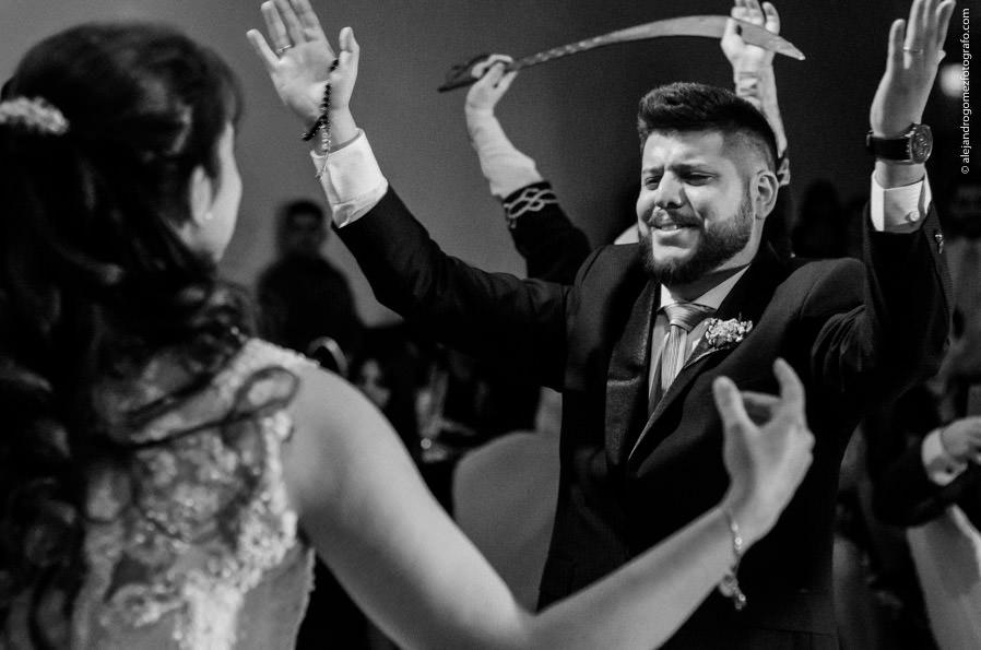 alejandro gomez, fotografo de casamientos en rosario. boda islam en victorian center, rosario.