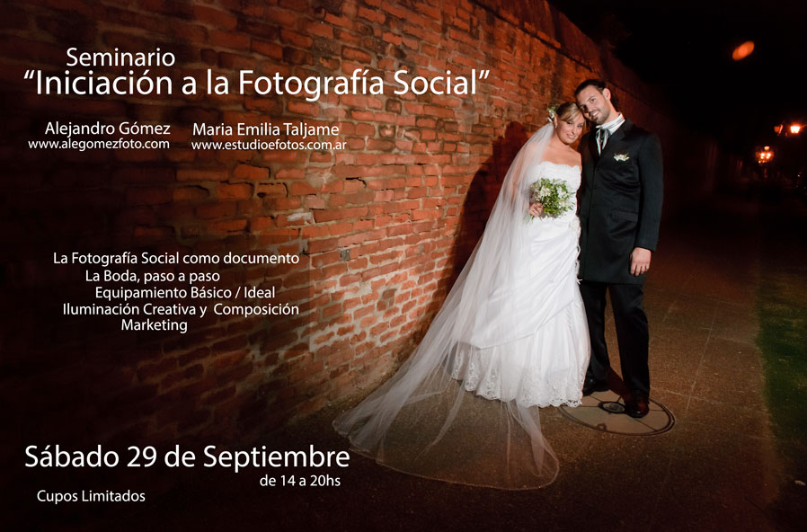 Seminario de Iniciacion a la Fotografia Social